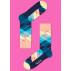 Носки ромбы 6