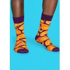 Мужские цветные носки огурец 1