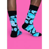Мужские цветные носки огурец 4