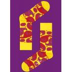 Мужские цветные носки огурец 6