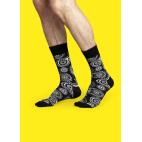 Мужские цветные носки огурец 9