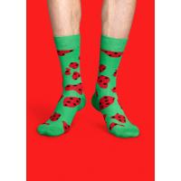 Мужские цветные носки арбузные