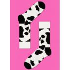 Мужские цветные носки коровушка