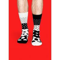 Мужские цветные носки абстрактные 1