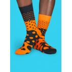 Мужские цветные носки абстрактные 2