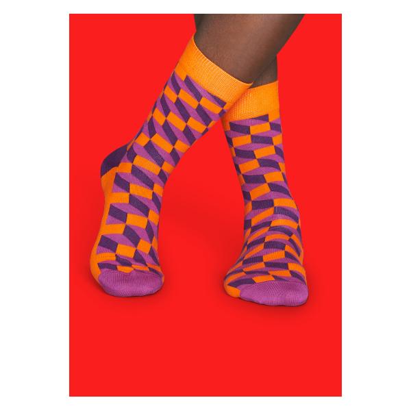 Носки кубы 1