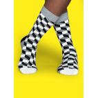 Мужские цветные носки кубы 2