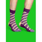 Мужские цветные носки кубы 3