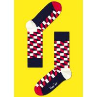Мужские цветные носки кубы 4