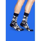 Мужские цветные носки цветы 5