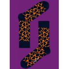 Мужские цветные носки жираф 2