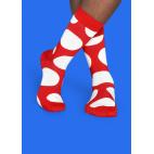 Мужские цветные носки яблоко 1