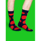 Мужские цветные носки яблоко 3